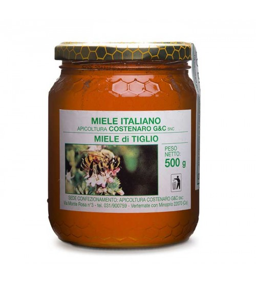 意大利天然椴树蜂蜜   500g