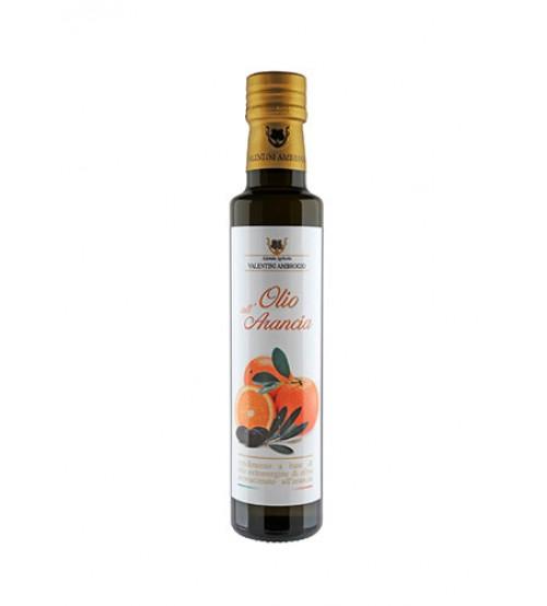 阿普利亚大区橙味特级初榨橄榄油  250ml 瓶装
