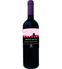 意大利PGI Merlot Emilia起泡红葡萄酒    750ml