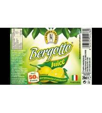 意大利Bergotto鲜榨佛手柑汁 200ml