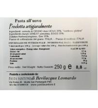 意大利纯手工制作 Pappardelle 鸡蛋面   250g