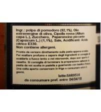 卡拉布里亚大区意大利面辣味酱,420g