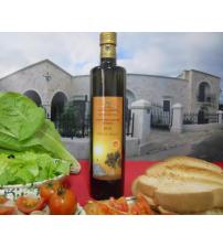意大利阿普利亚大区PDO Gianecchia特级初榨橄榄油  750ml 瓶装
